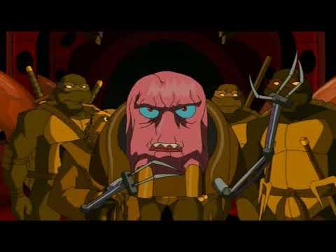 Черепашки мутанты ниндзя мультфильм сезон 2 6 серия