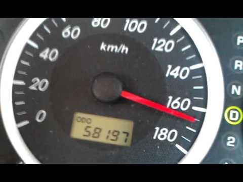 Avanza Top Speed