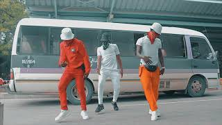 Open Fire - Patoranking ft Busiswa (Official Dance Video Covered by Monyo Gang')