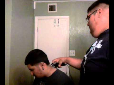 Big boy richard cuting sergio's hair part 1