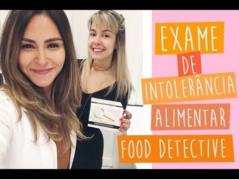 INTOLERÂNCIA ALIMENTAR | BARRIGA INCHADA | Exame Food Detective