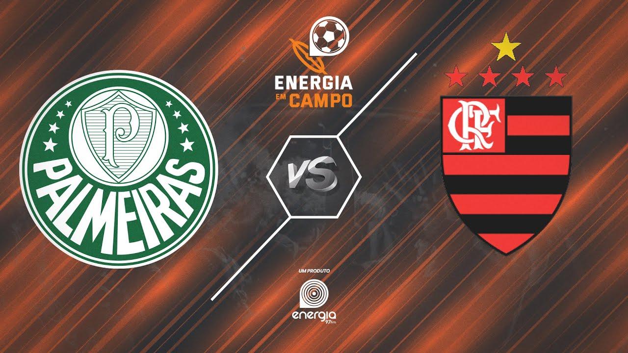 PALMEIRAS X FLAMENGO - 12/09/2021 - BRASILEIRÃO