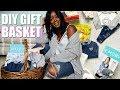 HOW TO MAKE A GIFT BASKET + NEWBORN ESSENTIALS EVERY MOM NEEDS!   NIA NICOLE