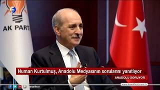 Anadolu Soruyor Numan Kurtulmuş 02 07 2020