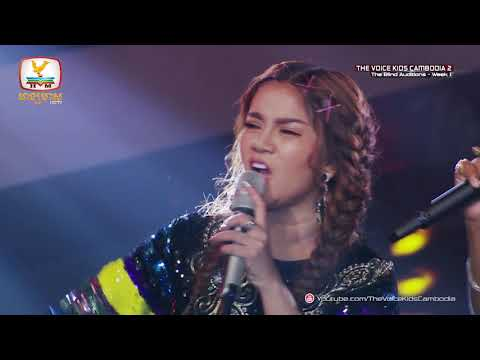 Intro (Blind Audition Week 1 | The Voice Kids Cambodia Season 2)