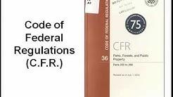 Code of Federal Regulations (2014)