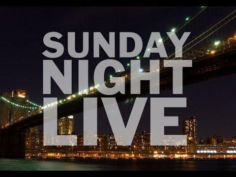 Sunday Night Live! - YouTube