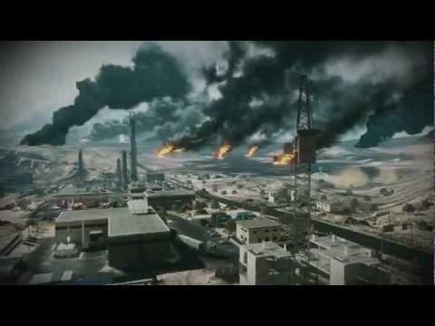 Battlefield 3 Fan made Trailer (Remake original Trailer) Emienm's won't back down with Pink