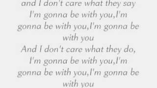 akon be with you  lyrics
