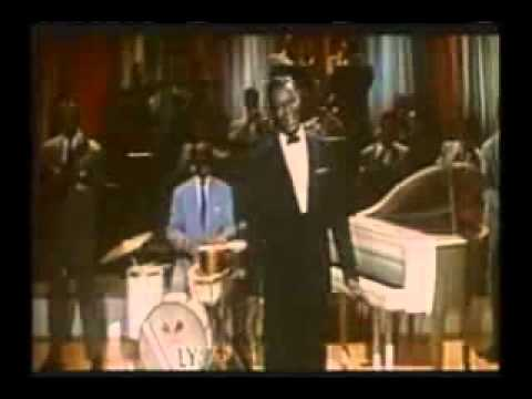 Nat King Cole At The End Of The Rainbow