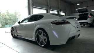 Mansory Porsche Panamera 2010 Videos