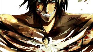 Repeat youtube video Shingeki No Kyojin Opening 1-2 (Extended)