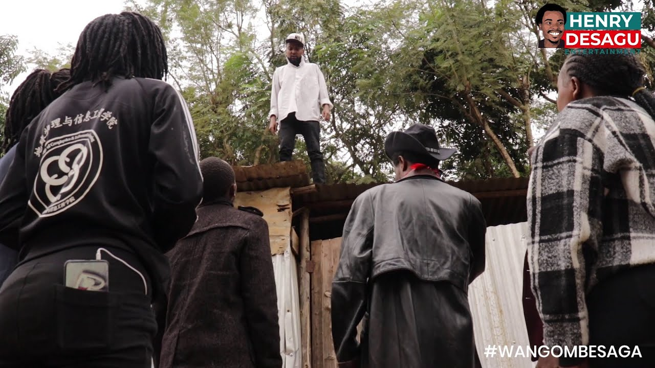 USIRUKE AKI..WANGOMBE SAVES MWIHOKO | EP 1 | Desagu