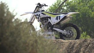 Video 2017 Husqvarna FC 350 | First Impression | TransWorld Motocross download MP3, 3GP, MP4, WEBM, AVI, FLV Januari 2018