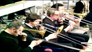 Marion Montgomery, Cleo Laine, Lita Roza,  Maynard Ferguson and the Ronnie Scott Orchestra.