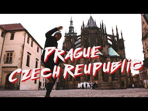 TOUR OF PRAGUE, CZECH REPUBLIC  ||  TRAVEL VLOG