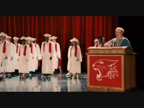 HIGH SCHOOL MUSICAL 3 We're All In This Together Graduation