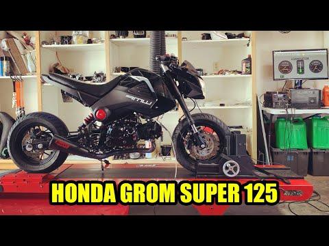 RMW SUPER 125 – Ren Motowerks