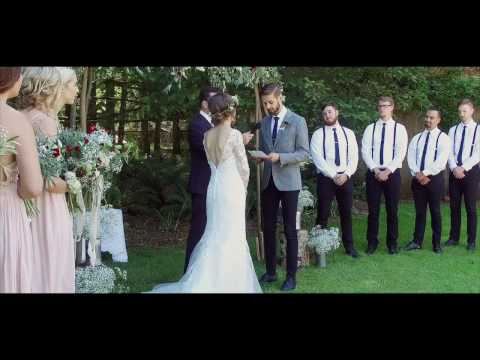 Beautiful Oregon Wedding