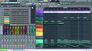 Skillet - Awake And Alive (FL Studio - Cover)