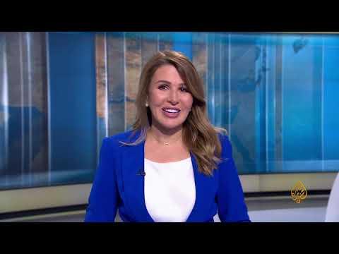 المذيعة ليلى الشيخلي تطل من جديد على شاشة قناة #الجزيرة  - نشر قبل 3 ساعة