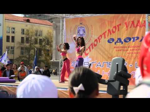 zumba sport udurlug mongolia