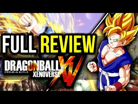 DRAGON BALL XENOVERSE: FULL REVIEW PS4 2015 - Best DBZ Game Ever?