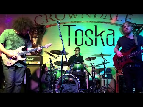 Toska LIVE - Camden Rocks 4th Feb 2017 (Full Set)