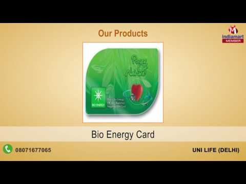 Health & Energy Product By Uni Life, Delhi