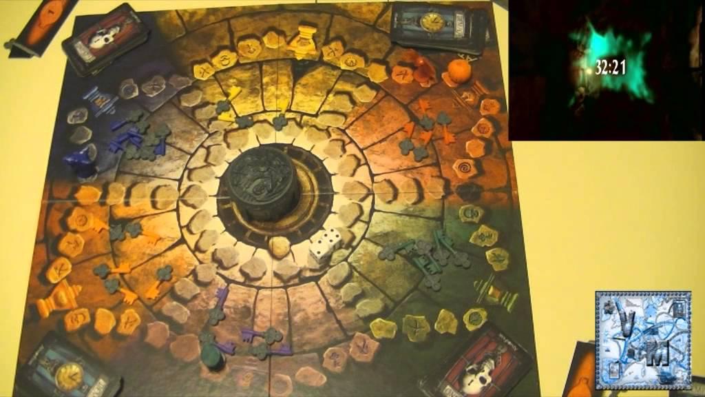 Atmosfear juego de mesa gameplay youtube for Viciados de mesa