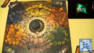 Atmosfear - Juego de mesa - Gameplay