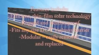 InfraSolar's Solar Barrier Module (SBM) Thumbnail