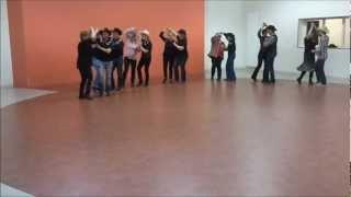 LOVER PLEASE COME BACK Line Dance Couple