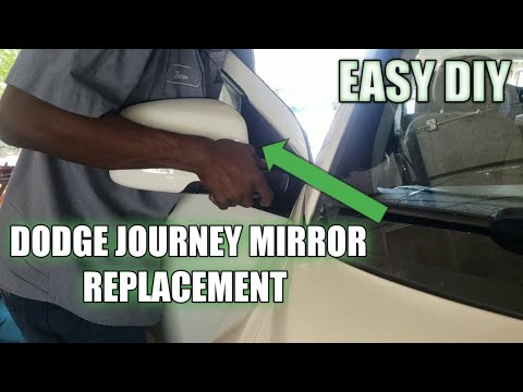 Dodge journey mirror replacement