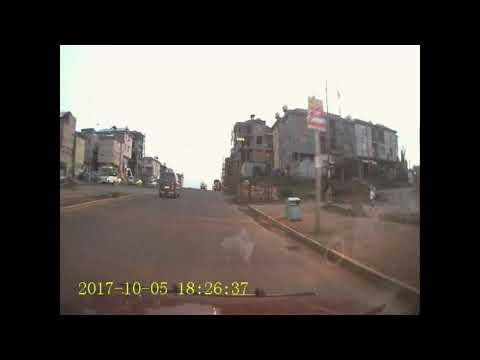 Drive in Addis Alembank Area