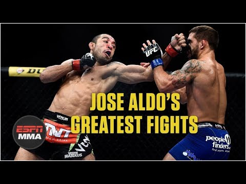 Jose Aldo: 'No Doubt' He'll be Fighting at 135 Next; Targeting Henry Cejudo