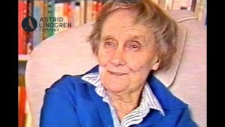 Interview with Astrid Lindgren YouTube Videos