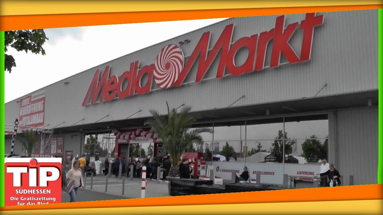 Media Markt Mannheim-Sandhofen Neueröffnung 2015 - YouTube