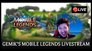 Mobile Legends Glorious Legend Games ! Can we hit 20 000 SUBS ???