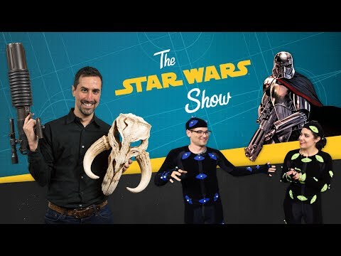 Becoming K-2SO on the ILM Mo-Cap Stage, Gentle Giant's SDCC Exclusives, and More!