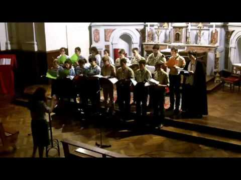 Le Soldat Belge - Chorale Interscoute de Toulouse