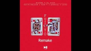 Fui Yo Kevin Roldan, Ken-y, Darkiel, Luigi 21+ Cover/Remake