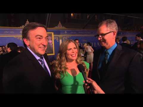 Frozen Fever: Directors Jennifer Lee & Chris Buck Movie Premiere Interview