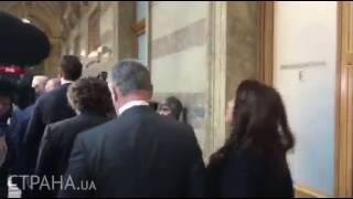 Фирташ отказался от финального слова и покинул здание суда