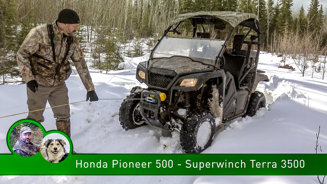 small resolution of superwinch 3500 manual