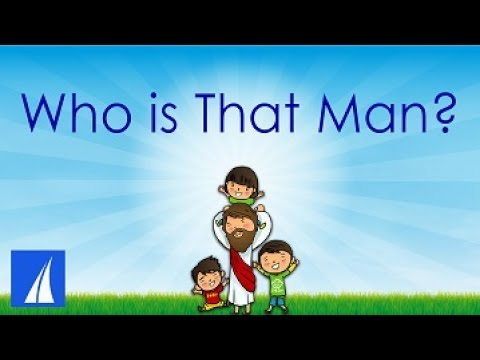Who is that Man (lyric video) - Deep Deep