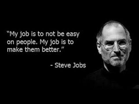 5 leadership lessons from steve jobs - youtube, Modern powerpoint