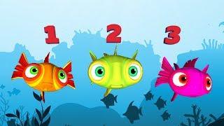 Песня про трёх маленьких рыбок