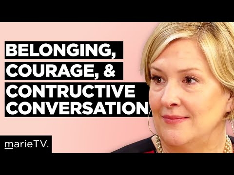 "Brené Brown Shows You How To ""Brave the Wilderness"""