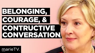 Brené Brown Shows You How To